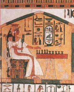 Jugar en el Antiguo Egipto