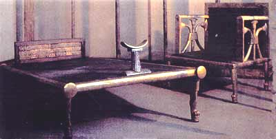 Fig. 3. Cama y cabezal.