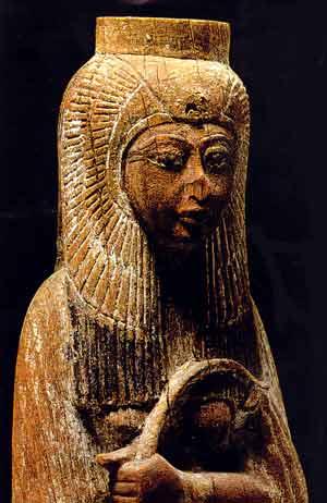 Fig. 58. Reina Ahmose-Nefertari.