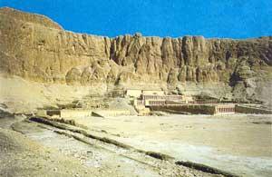 Fig. 85. Deir el-Bahari.