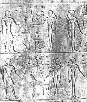 Fig. 89. Representación de Divinas Adoratrices.
