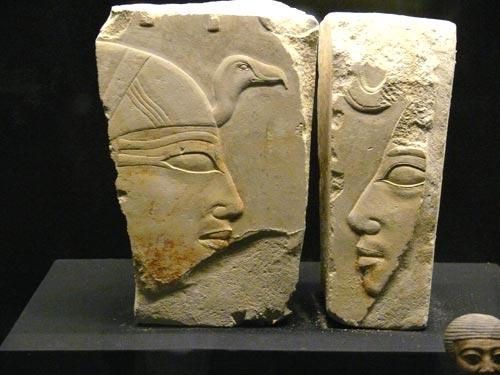 Fig. 5. Museo Imhotep (Saqqara). Foto: Joan Miralles.