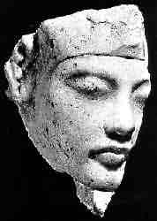 Fig. 7. Ushebti de Ajenatón hallado en la TA26.