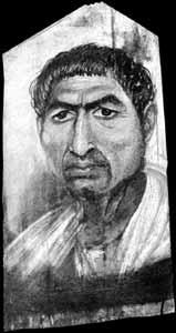 Los retratos de El Fayum: la mirada del pasado