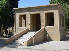 Museo al aire libre en Karnak