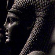 Estatua de Cleopatra VII del Museo Británico - REUTERS