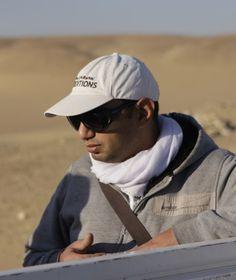 Mohamed Megahed, foto: Archivo del Instituto Checo de Egiptología