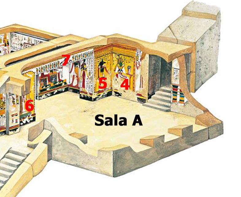 Imagen 1- Muro sur y este