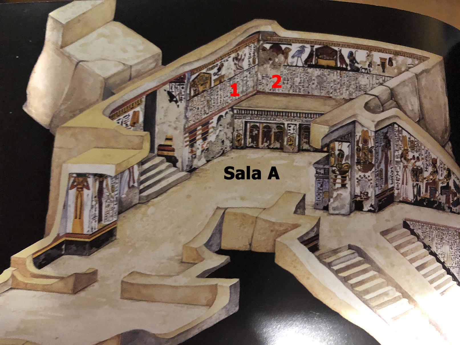Imagen 1, muros sur y oeste
