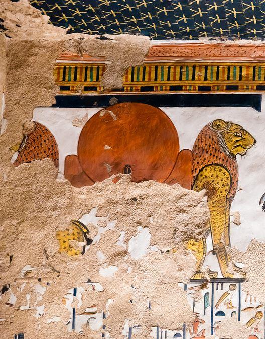 Imagen 6, Aker, muro oeste