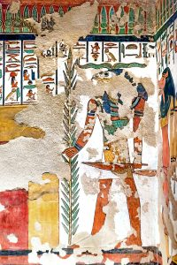 Imagen 5, el portero de la primera puerta