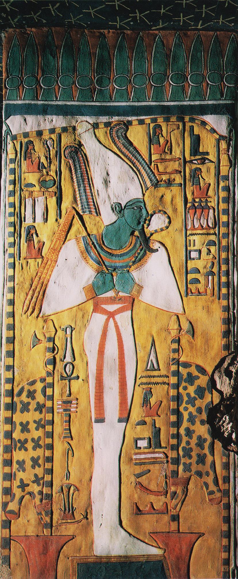 Imagen 9, Osiris, pilar 1