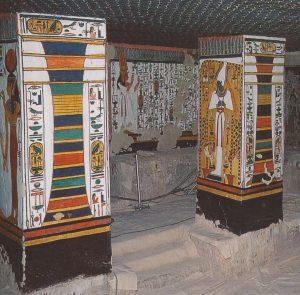 Imagen 10. Pilar dyed en pilares 1 y 2