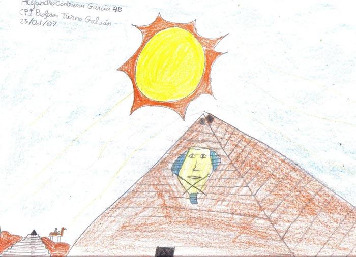 Pirámides del desierto