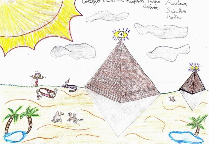 Las Pirámides antiguas