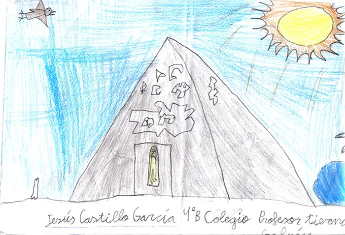 Las pirámides mágicas