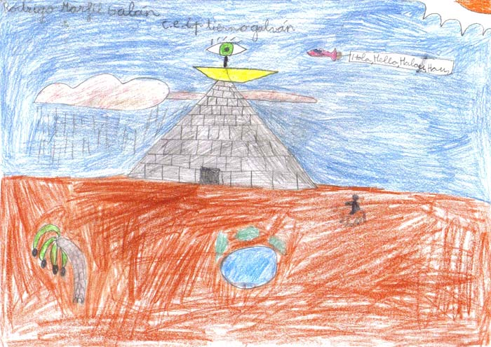 La Pirámide Divina
