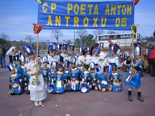 C.P. Poeta Antón de Marirreguera