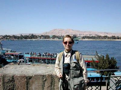 Junto al Nilo