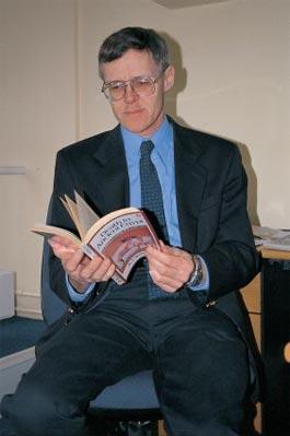 Alan Jeffrey Spencer
