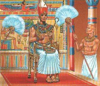 El Faraón de Egipto