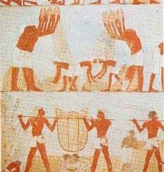 Espigas, XVIII Dinastía