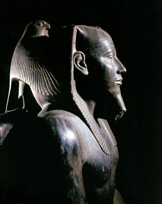 Las pirámides de la meseta de Guiza