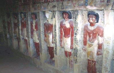 ¿Qué son las mastabas?