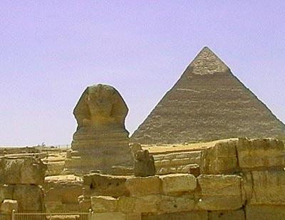 Las pirámides