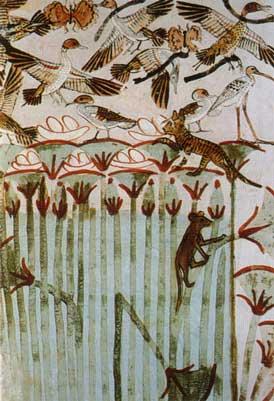 La importancia de la crecida del Nilo para la agricultura y la vida en el Antiguo Egipto
