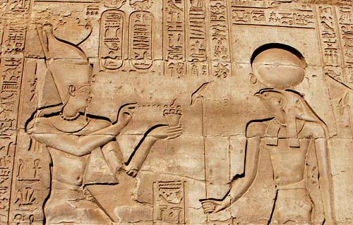 Egipto Signos Y Símbolos De Lo Sagrado Letra N Amigos