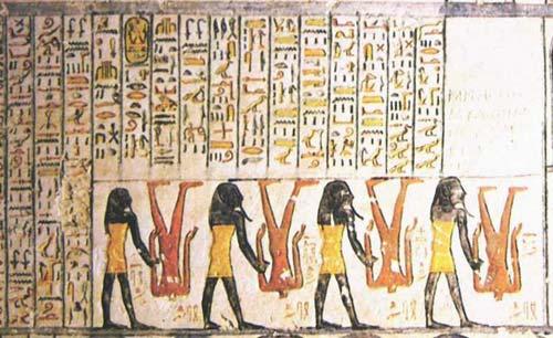 Egipto Signos Y Símbolos De Lo Sagrado Letra S Amigos